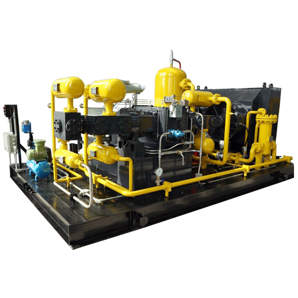 D-Type Natural Gas Compressor