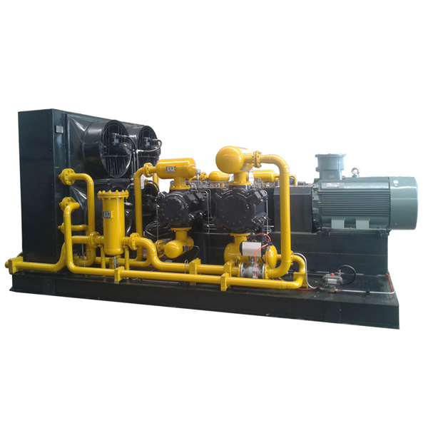 Gas Lift Compressor Package
